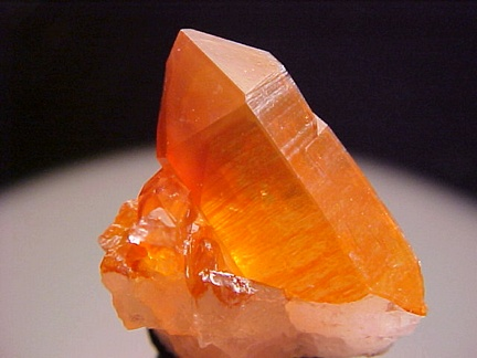 Quartz w/ Hematite inclusions - Orange River, Namibia
