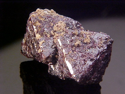 Cuprite with Silver - Russia