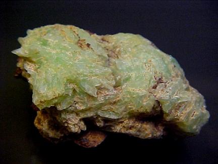 Phosphophyllite - Bolivia