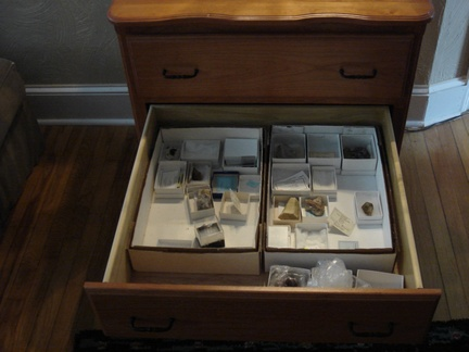 large specimen drawers