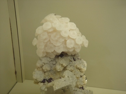 Calcite, Quartz, & Fluorite - China