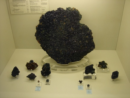 Azurite display
