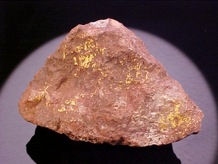 Native Gold - Arizona