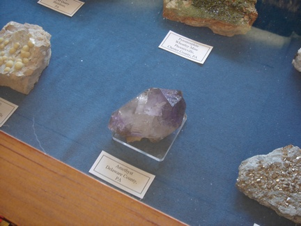 Amethyst - Delaware Co., Pennsylvania