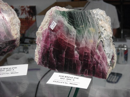 Tourmaline - Mt. Mica, Maine
