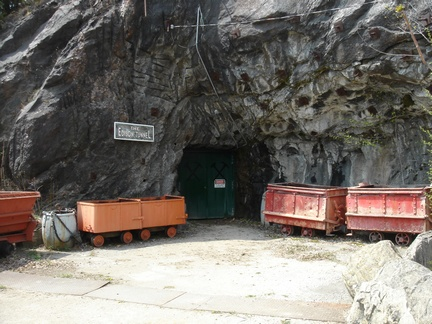 The Scary Miner's Lair
