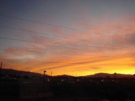 sunrise - Tucson, AZ