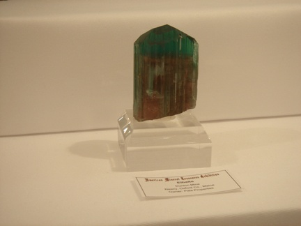 Tourmaline - Dunton Mine, Maine