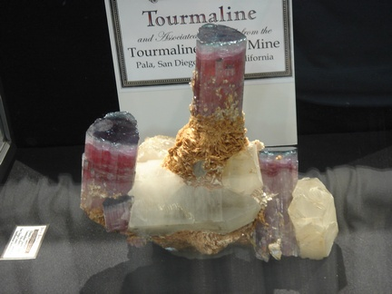 Tourmaline - California